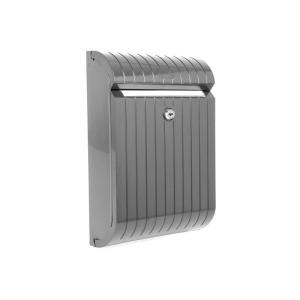 caixa de correio piccolo cinzento metalizado tatay 0044009 1