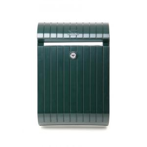 caixa de correio piccolo verde tatay 0044003