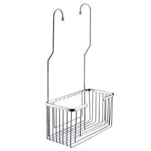 cesto de duche para torneira inox cromo ADG003