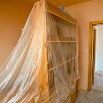 cobertura plastica para pintura 1