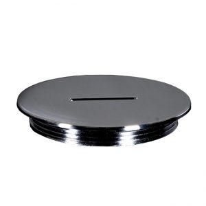 tampa de sifão roscada ABS 90 110 125