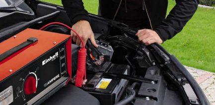 Carregador de baterias Einhell CC-BC 15 2