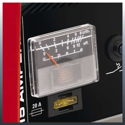 Carregador de baterias Einhell CC-BC 15 3
