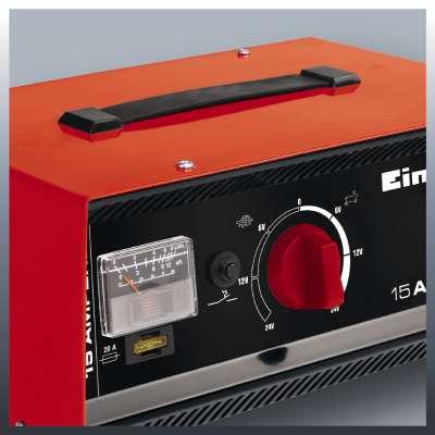 Carregador de baterias Einhell CC-BC 15 6