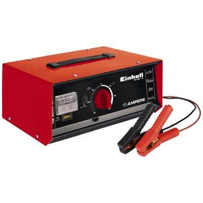 Carregador de baterias Einhell CC-BC 15