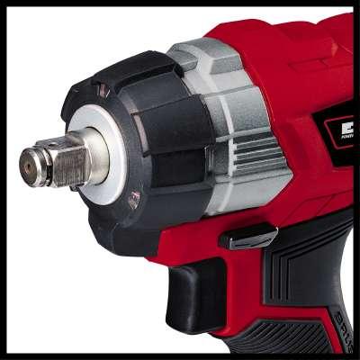 Chave de impacto a bateria para rodas Einhell TE-CW 18Li BL Brushless-Solo 6