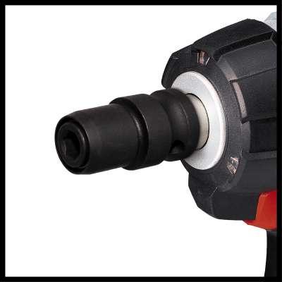 Chave de impacto a bateria para rodas Einhell TE-CW 18Li BL Brushless-Solo 7