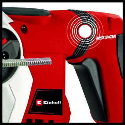 Martelo perfurador Einhell TE-RH 32 4F Kit 4