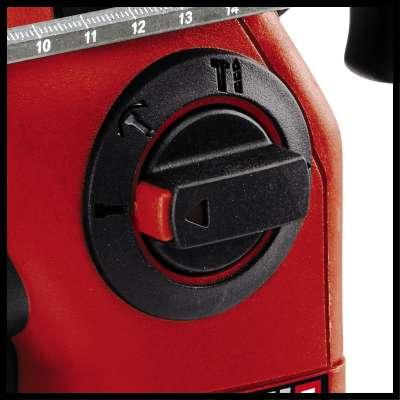 Martelo perfurador a bateria HEROCCO Einhell 5