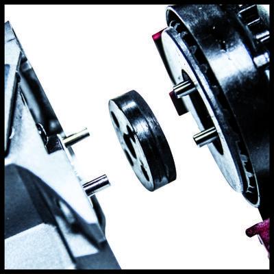 Rebarbadora angular a bateria Einhell AXXIO 18125 Q 6