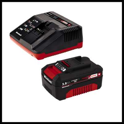 Rebarbadora angular a bateria Einhell TE-AG 18115 Li Kit (1x3,0Ah) 6