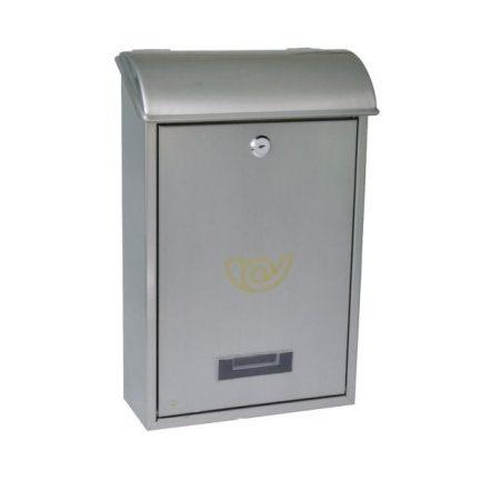 caixa de correio jardim inox