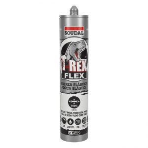 cola veda trex flex branco 290ml soudal
