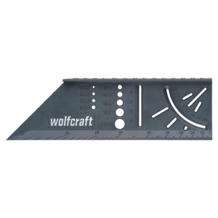 Angulo de medição 3D para madeiras e tubos Wolfcraft - Aurymat 2