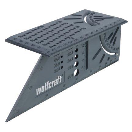 Angulo de medição 3D para madeiras e tubos Wolfcraft - Aurymat
