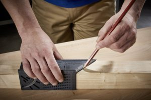 Angulo de medição 3D para madeiras e tubos Wolfcraft - Aurymat 5