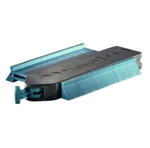 Calibrador de contornos 180x20x105mm Wolfcraft - Aurymat 2
