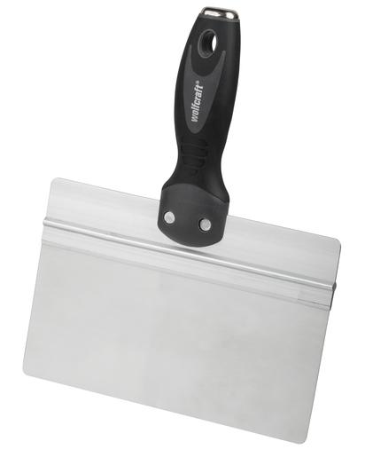 Espátula de superficie inox 200mm Wolfcraft - Aurymat