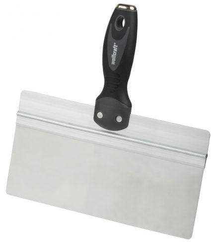 Espátula de superficie inox 250mm Wolfcraft - Aurymat