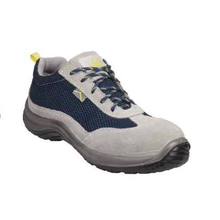 Sapatos Asti S1P Cinza-Azul