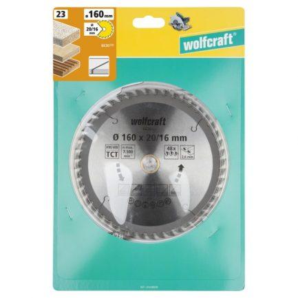 disco serra circular 160 wolfcraft 6630000 1