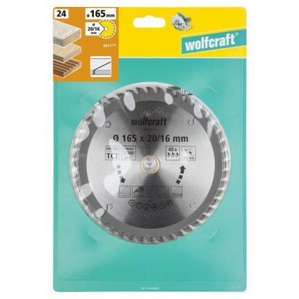 disco serra circular 165 wolfcraft 6631000 1