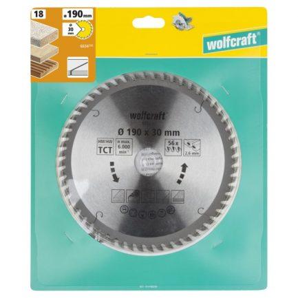 disco serra circular 190 wolfcraft 6634000 1