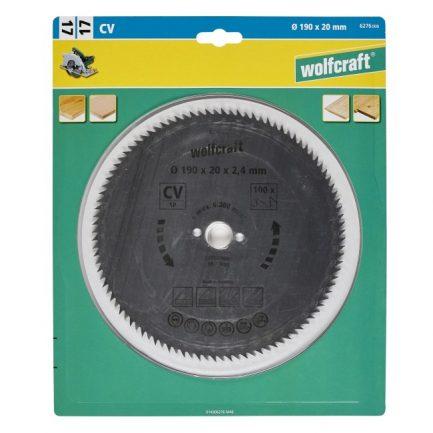 disco serra circular 190 wolfcraft 6276000 1