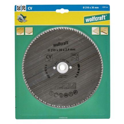 disco serra circular 210 wolfcraft 6281000 1