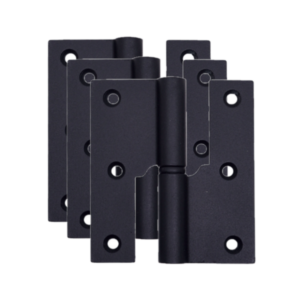3 dobradiças balanço 3,5 direita glk 475z preto