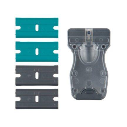 Raspador com lâminas de plástico wolfcraft 4287000 2