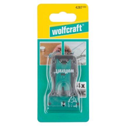 Raspador com lâminas de plástico wolfcraft 4287000 5