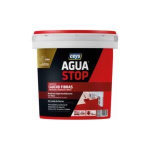borracha acrilica fibras agua stop ceys 1kg