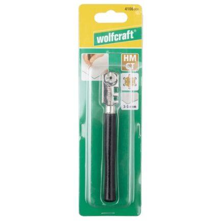 cortador de vidro standard wolfcraft 4108000 2