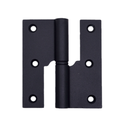 dobradiça balanço 3,5 direita glk 475z preto mate