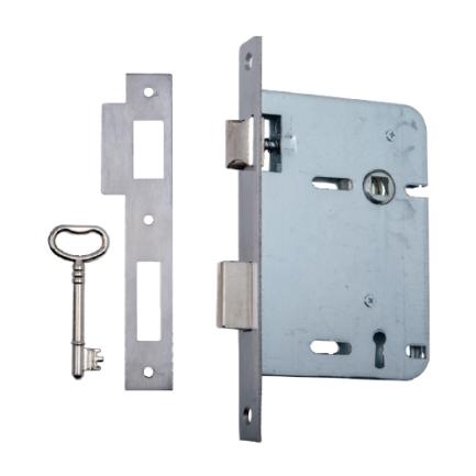 fechadura embutir porta 716 inox