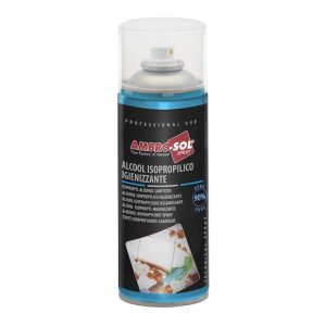 Spray Higienizante Alcool Isopropilico-ambro-sol p305
