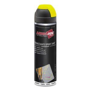 spray marcador obra amarelo ambro-sol